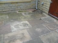 Yorkshire Stone requires cleaning, Sheffield, South Yorkshire