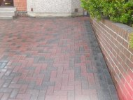 Driveway looking like new, Sheffield, South Yorkshire