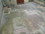 Does your Yorkshire Stone patio need cleaning?